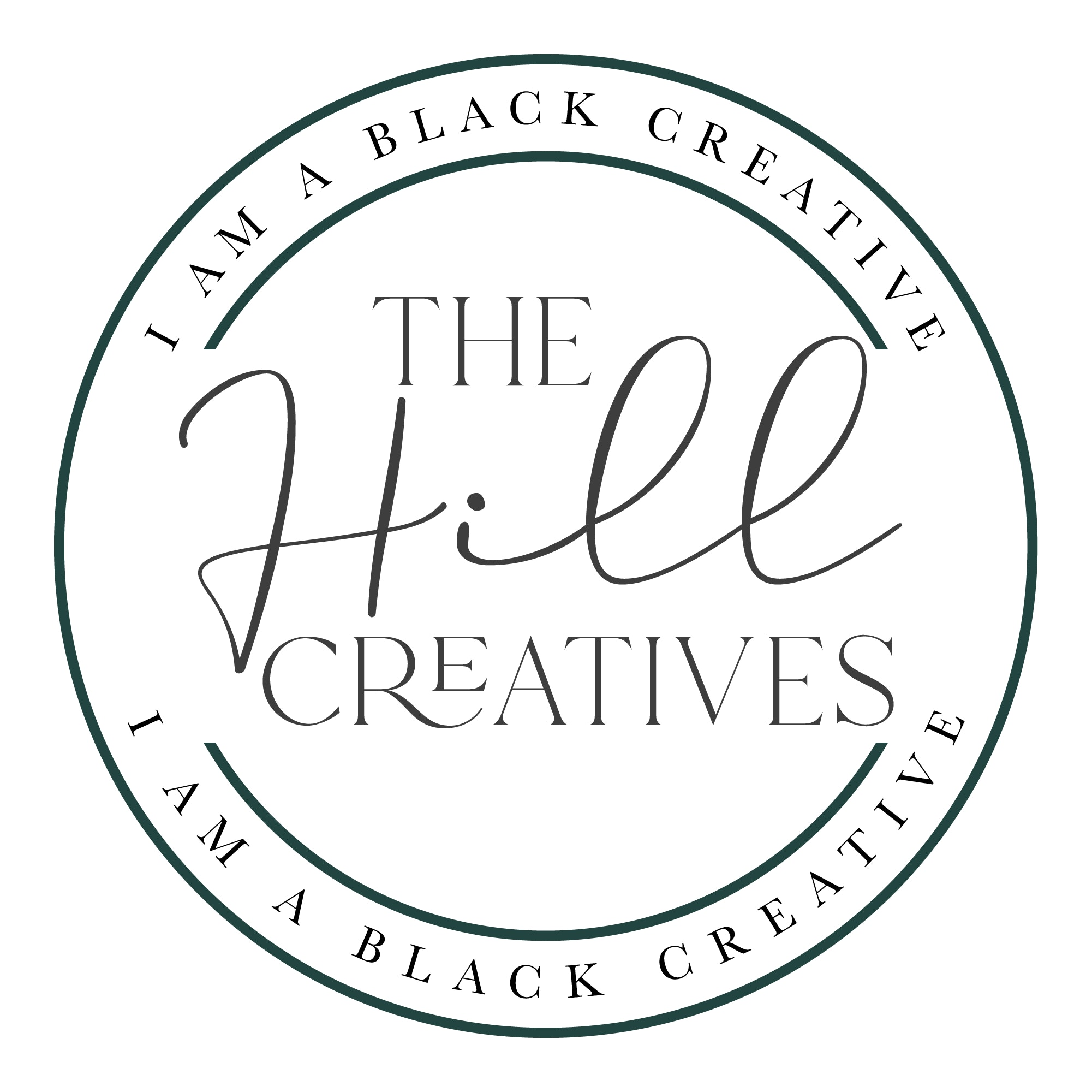 The Hill Creatives - Badge